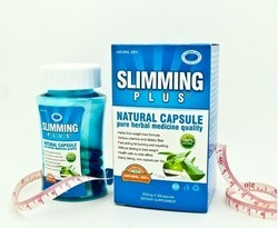 Slimming Plus Natural Herbal Weight Loss Capsules