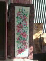 Printed Door