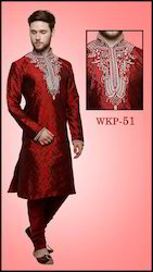 Designer Wedding Kurta Payjama