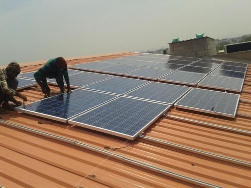 Solar Panel Installation Service In Suraram Hyderabad