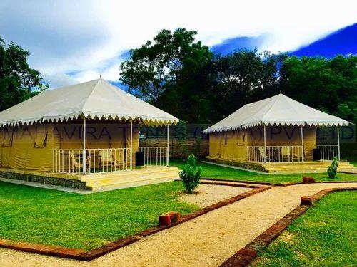 Luxury Tents & Luxury Tents | Mahavira Tents (India) Pvt. Ltd. | Exporter in ...