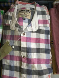 Casual Check Shirts