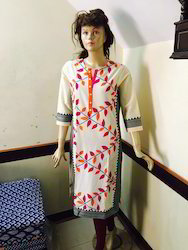 Fashionable Cotton Kurti