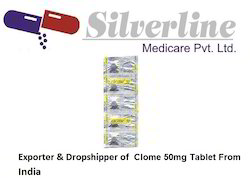 Clome 25 Tablet
