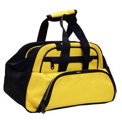 Yellow Luggage Bag