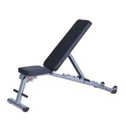 Flat Incline Bench