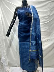 Unstitched Silk Suits