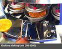 High Speed Khakhra Making Machine