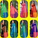 Row Silk Saree