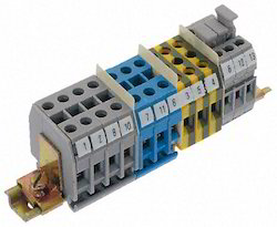 Dinrail Terminal Block Suppliers Amp Manufacturers In India