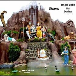 Lord Shiva Parivar Statue