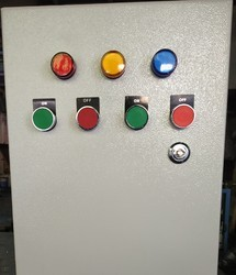 VIBSOL 5HP Direct Online Starter Panel, for Submersible Pump and Motor Control