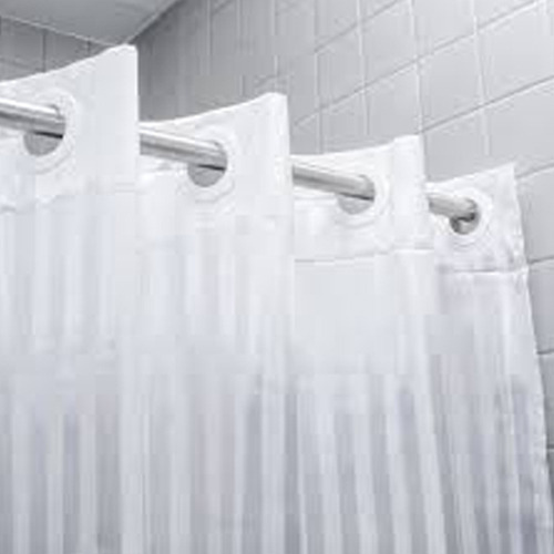 Hotel Shower Curtain At Rs 450 Onwards