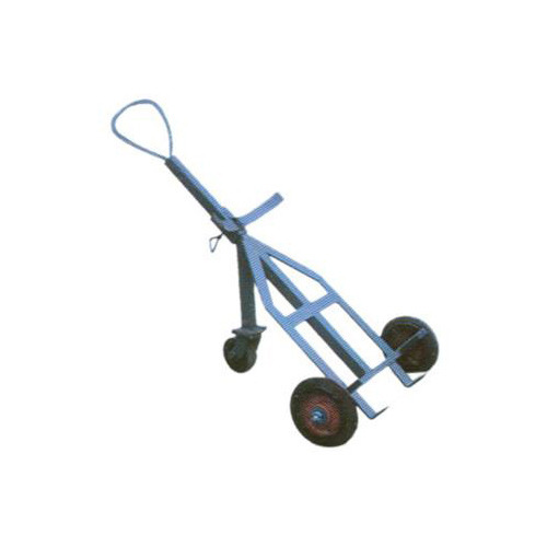 Blue Stainless Steel Material Shifting Stand, For Industrial, Loading Capacity: >250 kg