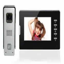 Touch Pad Color Handsfree Video Door Phone