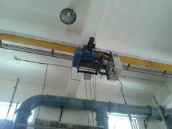 Mono Rail EOT Crane