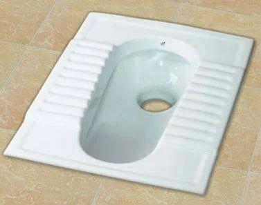 Squat Toilet Pan At Rs 250 Piece Squatting Pans Id