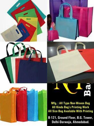 Non Woven All Type Shopping Bag   Non Woven Machine Manufacturer ... da0f1ae1dc7e