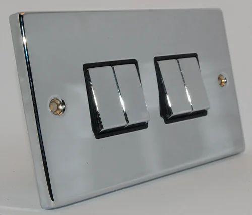 Modular Switches मॉड्यूलर स्विच Electric Switch Rah