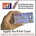 New Pan Card Center NSDL / UTI