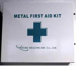 Metal First Aid Kit