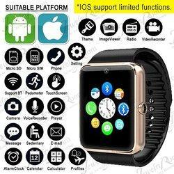7b770ab298 Bluetooth Smart Watch Gt08 For Android, Ios, & Smart Phones at Rs ...