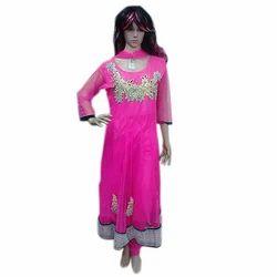 Ladies Net Stylish Salwar Suit
