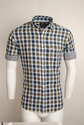 Multi Colour Checked Urban Design Casual Shirts