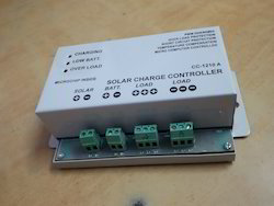 Solar PWM Charge Controller