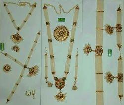 Bharat Nayam Jewelry