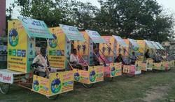 Rickshaw Branding