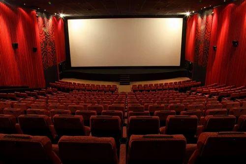 Commercial Interior Designing Service Cinema Hall