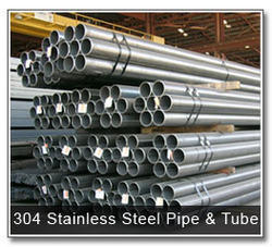 SS 304 ERW Tubes I 304 Stainless Steel ERW Pipes