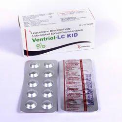 Levocetirizine Dihydrochloride & Montelukast Sodium Tablets