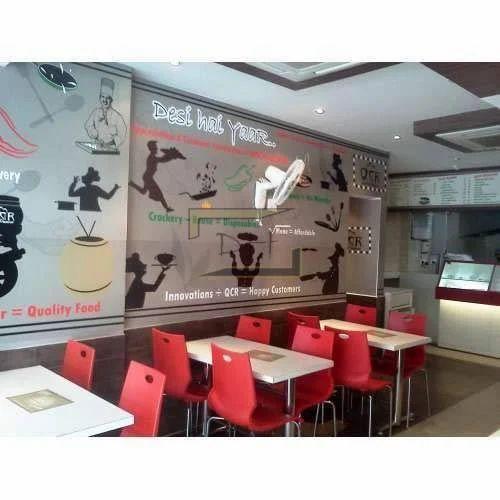 Cafe Interior Design Services, Commercial Interior Designing ...