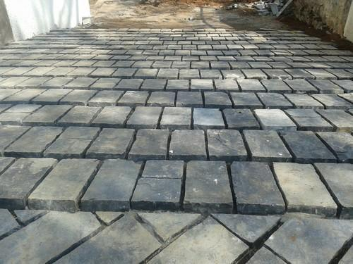 Parking Stone Cobblestone For Pavement Rs 70 Square