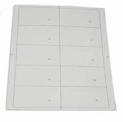 Inlay Sheets