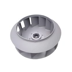 Backward Curved Blades Impeller