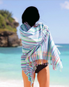 Stripe Kikoy Towel