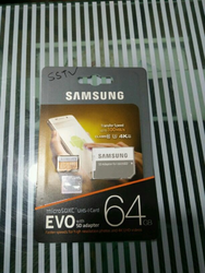 Samsung 64 GB Memory Card
