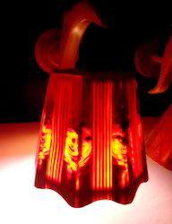 Octa Curvy Qtr Sawn Knotty Wooden Wall Light