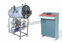 Cylindrical Horizontal Steam Sterilizers