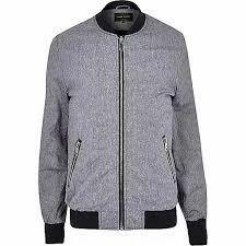 Atorse Solid Casual Jacket