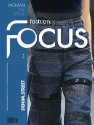 Fashion Focus Woman Denim Streetwear