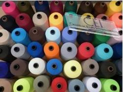 Polyester Dyed Yarn