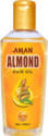 Aman Almond Hair Oil - 100 ml