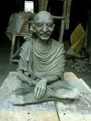 Human Statue In Kolkata West Bengal Manav Moorti