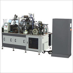 Ultra Sonic Disposable Cup Making Machine