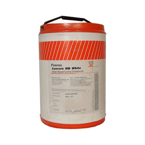 Surface Treatment - Concure WB Standard White Distributor