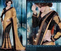 Gorgeous Bollywood Style Designer Indian Bridal Sari Traditi